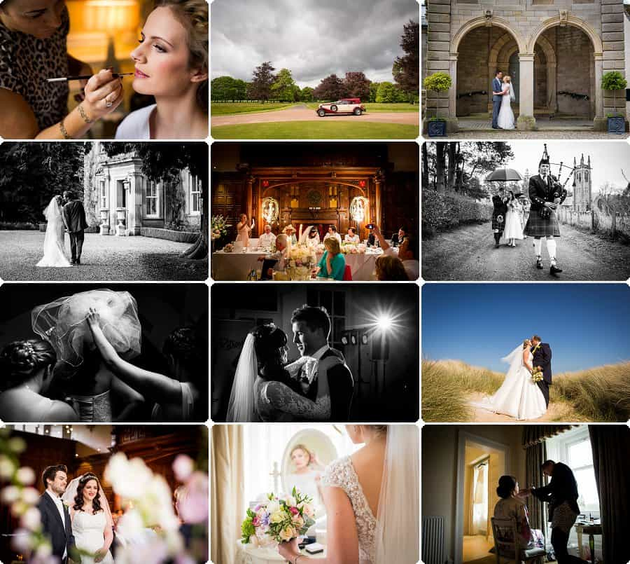 Wedding Photographers North East