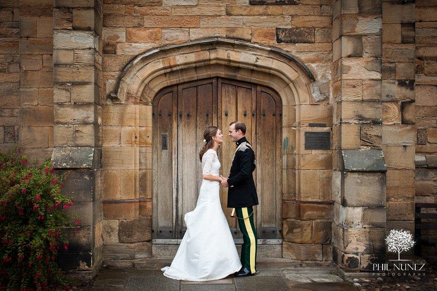 St Chads Durham Wedding Photography